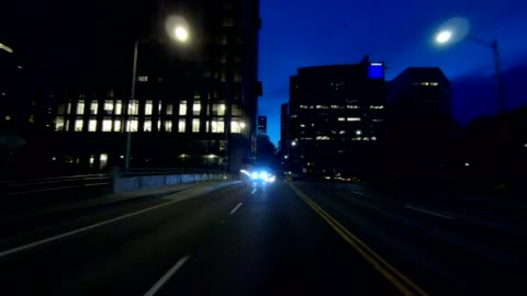 hawthorne bridge viii synced series rear view driving process plate - moving process plate stock videos & royalty-free footage