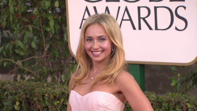 Hayden Panettiere at 70th Annual Golden Globe Awards Arrivals on 1/13/13 in Los Angeles CA