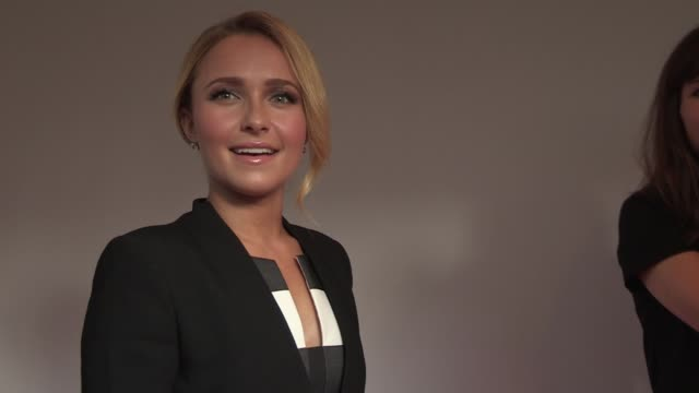 Hayden Panettiere at Celebrity Video Sightings on June 04 2013 in London England