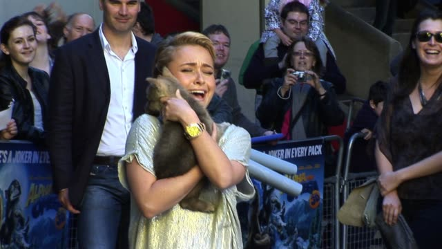 Hayden Panettiere at the Alpha and Omega Special Screening at London England