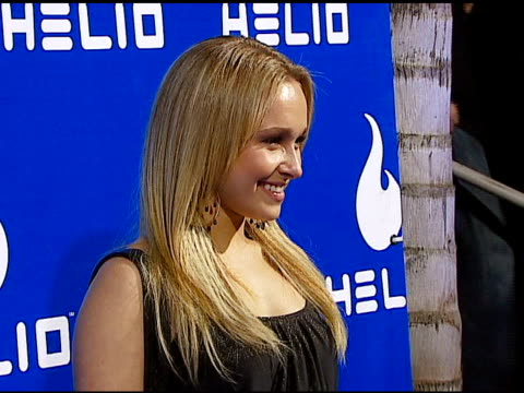 Hayden Panettiere at the Helio Drift Launch on November 13 2006