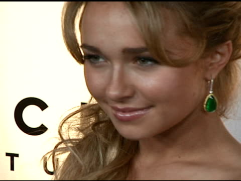 Hayden Panettiere at the NBC Universal and Focus Features 2007 Golden Globes Party on January 15 2007