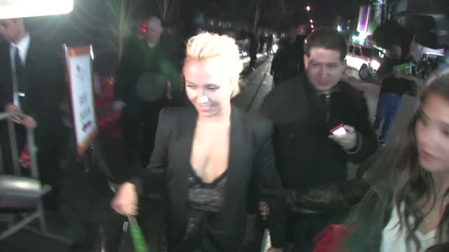 Hayden Panettiere at the Us Weekly Hot Hollywood Party in Hollywood