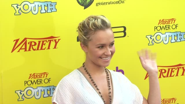 Hayden Panettiere at the Variety's 5th Annual Power Of Youth Event at Los Angeles CA