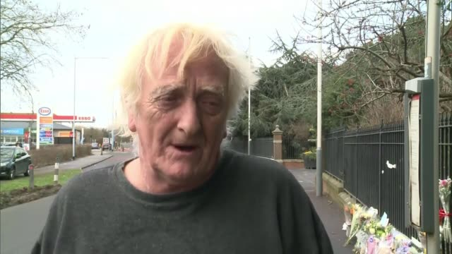 Man charged with three counts of causing death by dangerous driving Nigel Goodhand interview SOT