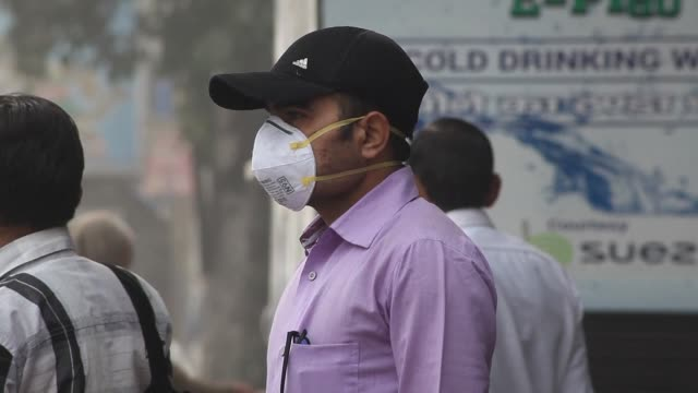 A hazardous fog of toxic pollution continues to cloak New Delhi for a third day prompting school closures a construction ban and stringent...