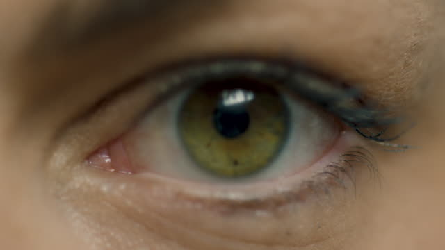 hazel eye - eye stock videos & royalty-free footage