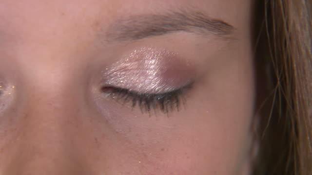 hazel eyes - cornea stock videos & royalty-free footage