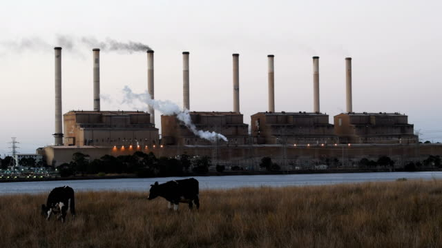 hazelwood power station - fumes stock videos & royalty-free footage