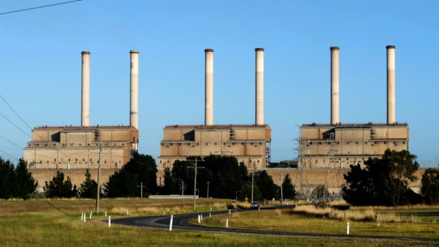 hazelwood power station - power station stock videos & royalty-free footage