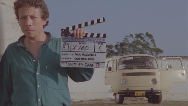 hazy sunrise/sunset ouro preto, brazil; sev'l takes - preto stock videos & royalty-free footage
