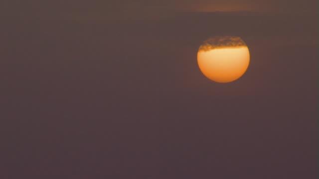 ms hazy sunset , tamale, ghana - ghana stock videos & royalty-free footage