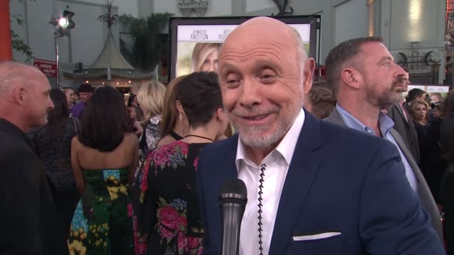 """héctor elizondo on tcl and the history, what the chinese theater means to him, his first experiences and memories at """"mother's day"""" world premiere at... - tcl chinese theater stock-videos und b-roll-filmmaterial"""