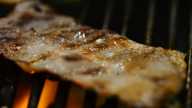 hd:beef and meat barbecue grill - briquette stock videos & royalty-free footage