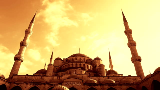 HD:Blue Mosque **Time Lapse**