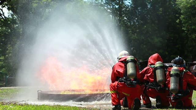 HD:Fire fighter.