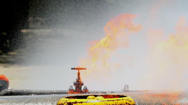 HD:Gas leak on Pipe Flange.