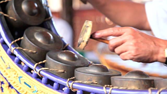 hd :公タイの楽器 - ブラスバンド点の映像素材/bロール