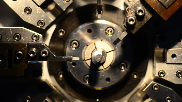 HD:High precision Machine