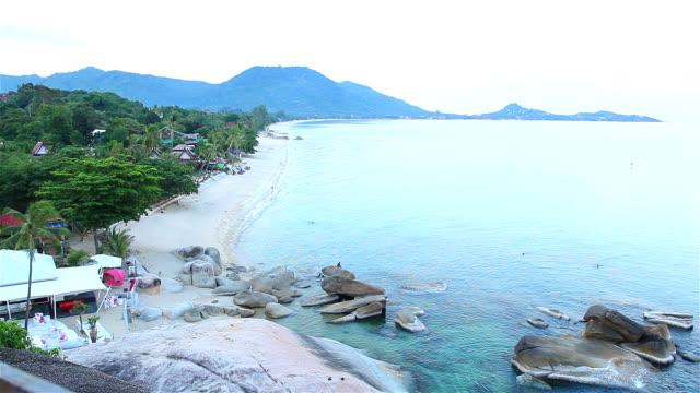 vídeos de stock, filmes e b-roll de ponto de vista de praias de alta definição: - ângulo agudo