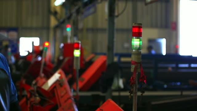 hd :警告ライトオン処理機ます。 - 誤り点の映像素材/bロール