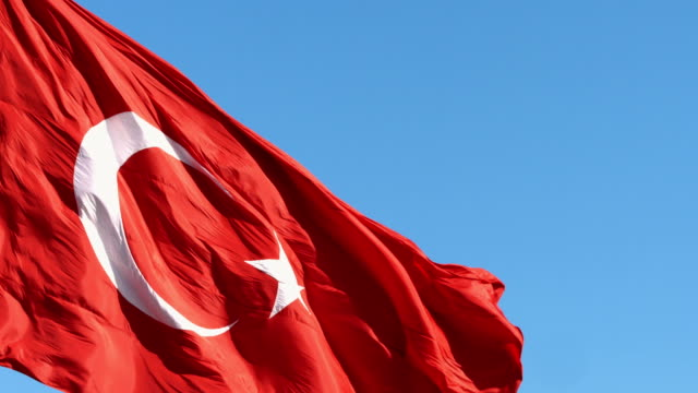 HD:Waving Flag Turkish