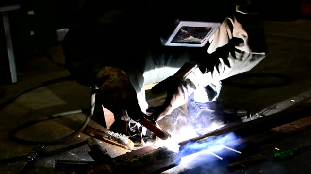 HD:Welding work