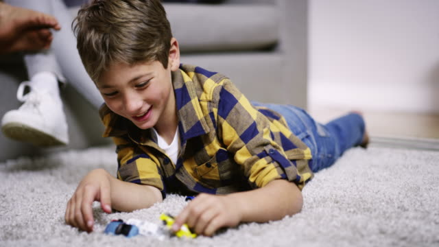 he has such a bright imagination - primary age child stock videos & royalty-free footage
