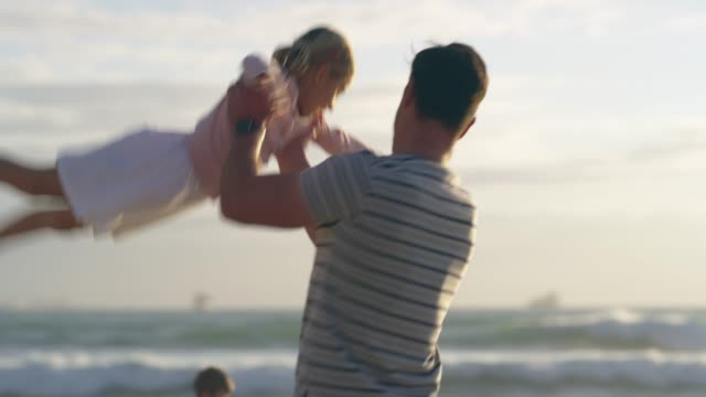 he loves being a father - swing stock videos & royalty-free footage