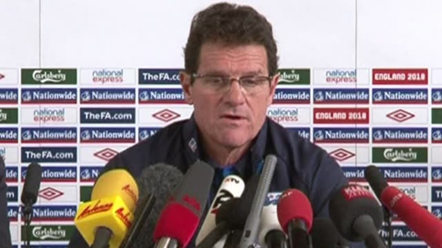 he russian football union appoints italian coach fabio capello as new national manager to revive the flagging fortunes of the team after its flop at... - national team stock videos & royalty-free footage