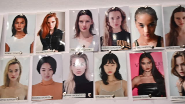 Head Shots at New York Fashion Week 2019 Alternative Views on February 20 2019 in New York City