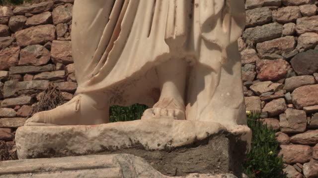 Headless Statue, Ephesus, Turkey
