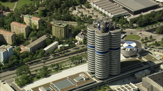 30 Top Bmw Building Munich Video Clips and Footage - Getty