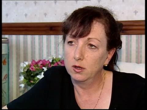 Headteacher jailed for theft INT Maureen Stapely looking thru cards CMS Maureen Stapely interview SOT i/c