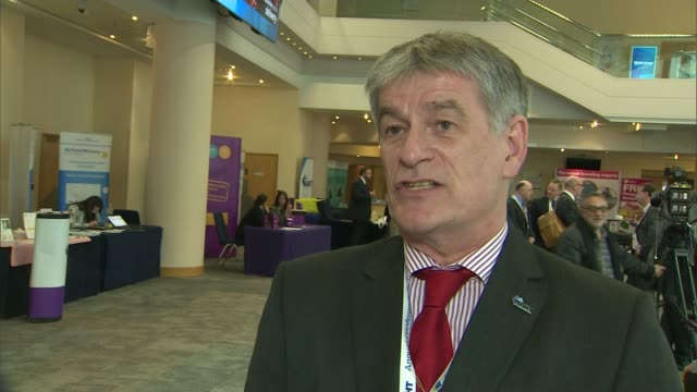 Headteachers vote for possible strike action over academies in England INT Kim Johnson interview SOT if it aint broke why fix it / if they're working...