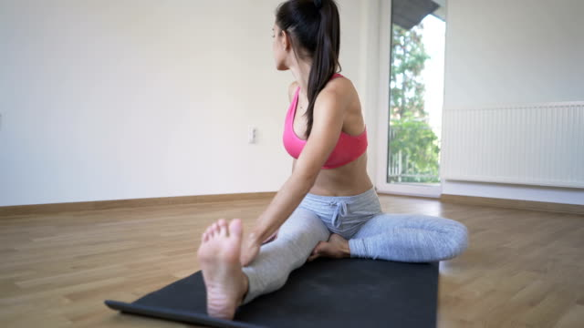 Head-To-Knee Forward Bend - Janu Sirsasana
