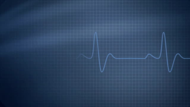 Health Blue Background (Loopable)