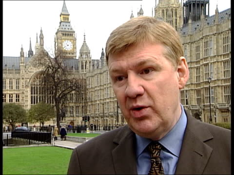 mmr vaccine publicity campaign planned itn london westminster dr liam donaldson interviewed sot we feel over last few weeks we've not been getting... - mmr stock videos and b-roll footage