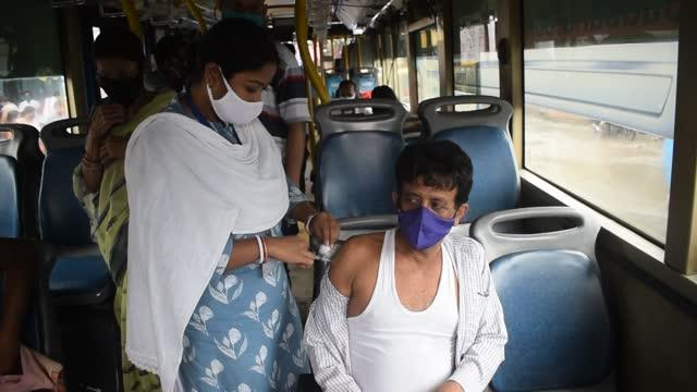 IND: Coronavirus vaccination in India