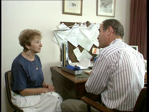 health readout on monitor pull out man walking on fitness treadmill attached to machine cms dr david warren clinical director bupa intvwd sof most... - john noakes stock videos and b-roll footage