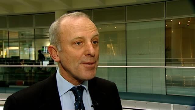health secretary admits new cancer fund may not be enough to meet demand gir professor karol sikora interview sot - ギールフォーレスト国立公園点の映像素材/bロール