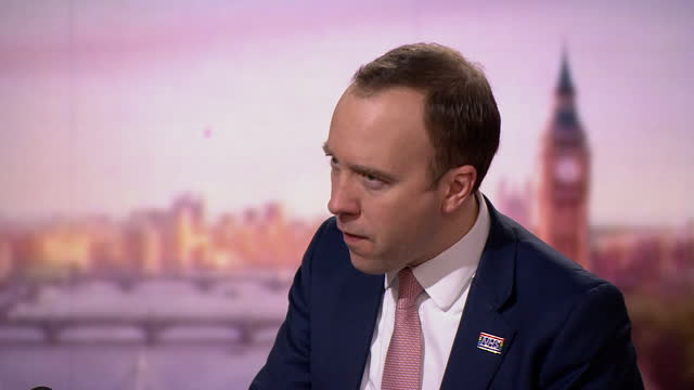 "health secretary matt hancock saying people need to ""act like they have coronavirus to stop it from spreading"" - advice stock videos & royalty-free footage"