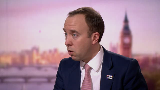 health secretary matt hancock says he hopes around half a million people would have received the coronavirus vaccine by the end of the weekend - weekend activities stock videos & royalty-free footage