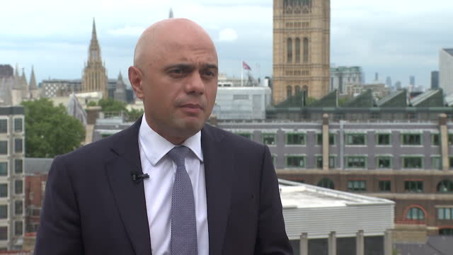 """health secretary sajid javid saying vaccines """"are the key"""" to keeping """"the nightmare of covid away"""" - avoidance stock videos & royalty-free footage"""