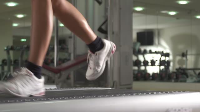 Health, treadmill  HE