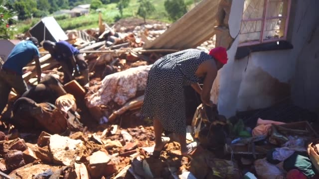 healthcare workers are concerned about increased health risks in cyclone hit zimbabwe after some hiv and aids patients living in the affected areas... - vortex stock videos & royalty-free footage