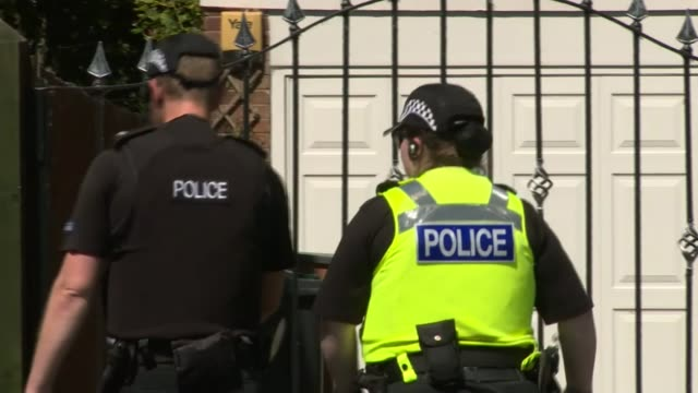 healthworker arrested on suspicion of murdering eight babies at countess of chester hospital uk chester countess of chester hospital baby deaths... - step ladder stock videos & royalty-free footage