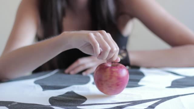 healthy lifestyle. - tavolo video stock e b–roll
