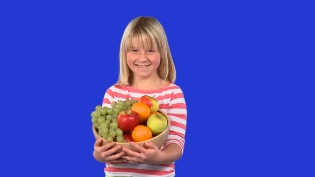 hd: healthy little girl - children only stock videos & royalty-free footage