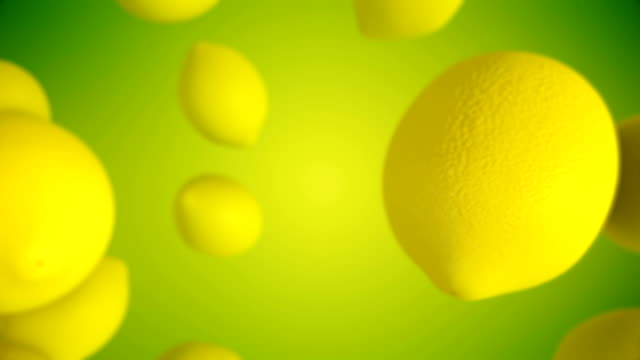 healthy organic lemon rotating and transition with luma matte alpha channel - seamless loop - stock video - lemon stock videos & royalty-free footage